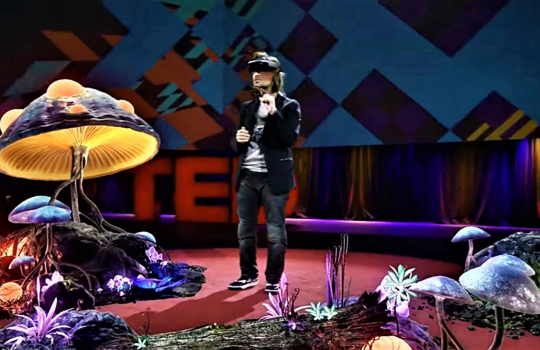 ALEX KIPMAN FOR TED: The era of holograms are here