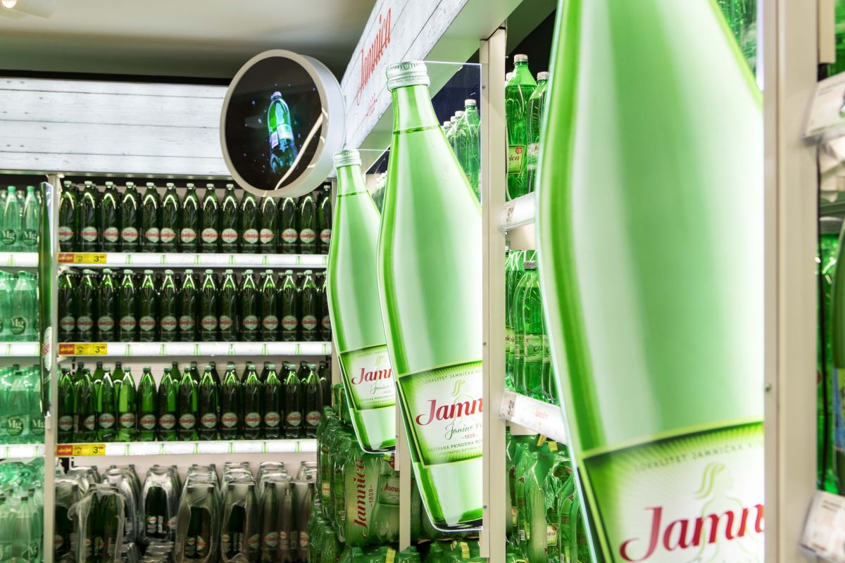 JAMNICA CATEGORY BRANDING